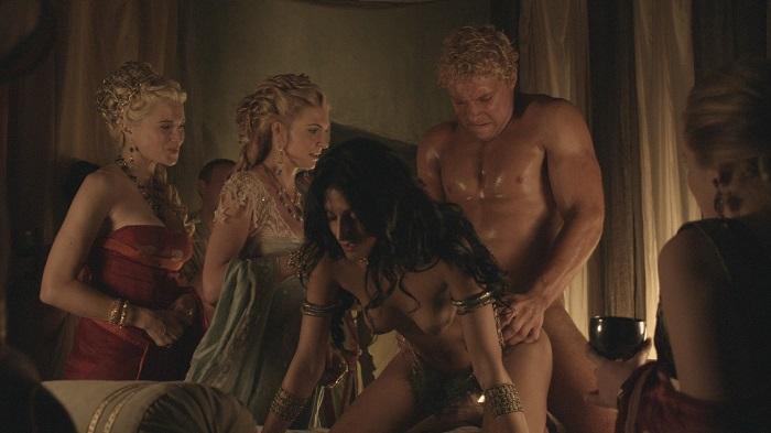 Рыжие древнеримские проститутки